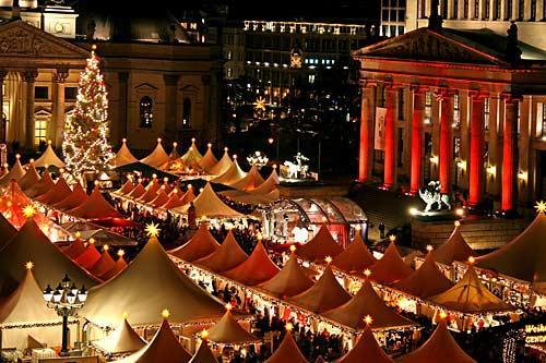 Berlinské trhy