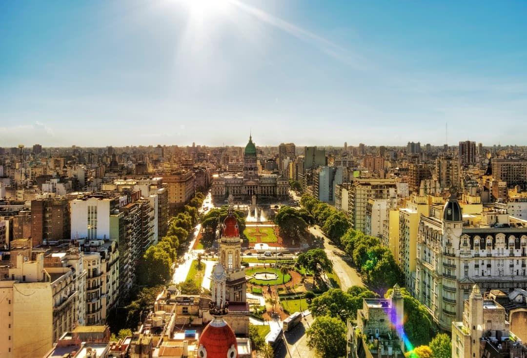 Článek - Natalie Oreiro - Buenos Aires