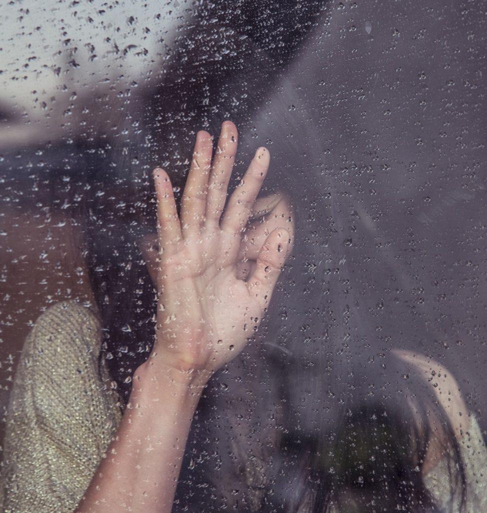 Smutek pláč vztek abezmoc