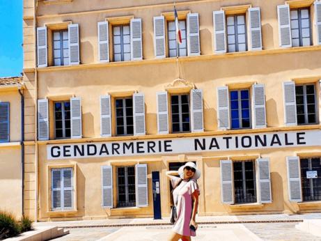 Gendarmerie - Saint Tropez