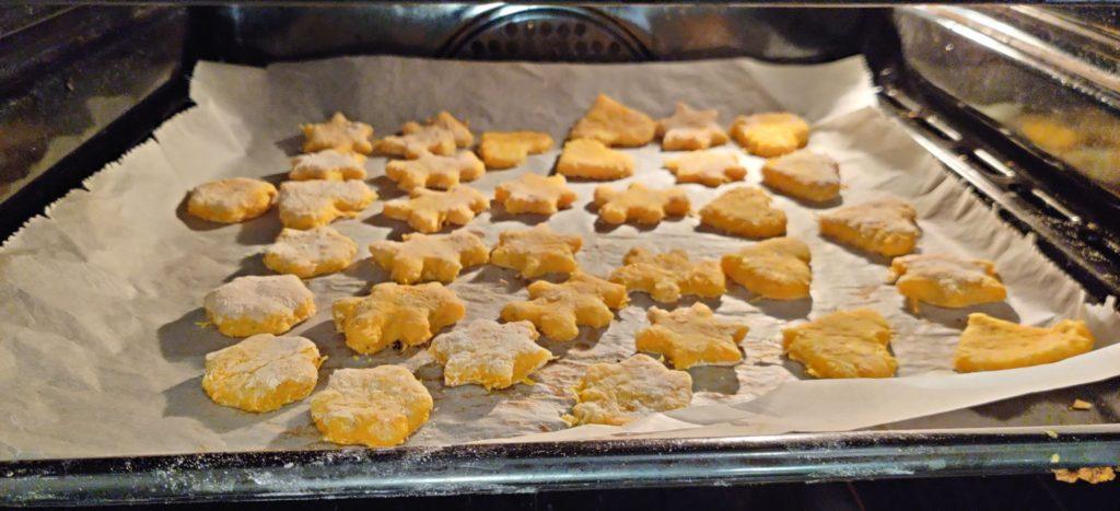 Psí sušenky - krok 4