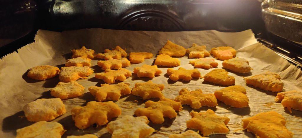 Psí sušenky - krok 5