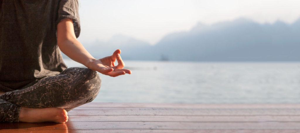 Meditační foto