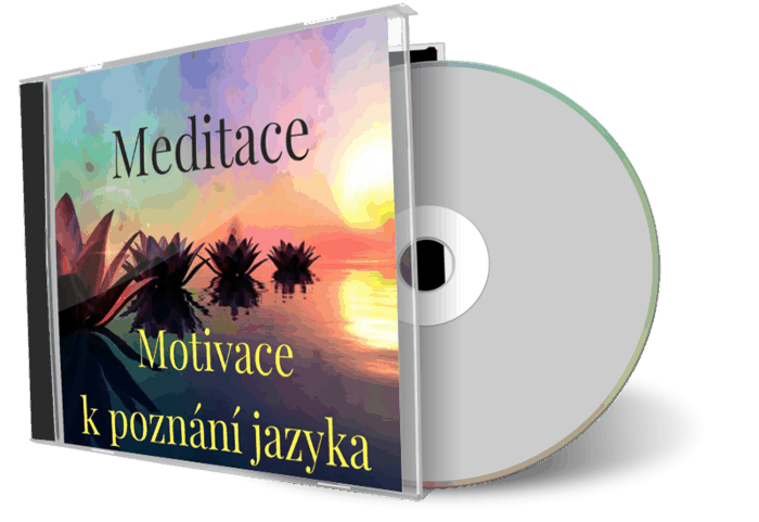 Meditace - Motivace kpoznání jazyka