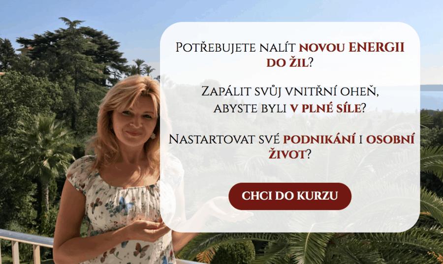 Pozvánka dokurzu Lenka Pavlíková - Solis Ortus