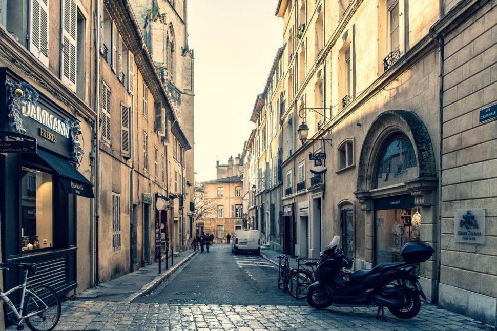 Provence město
