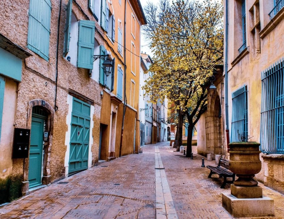 Ulice Provence
