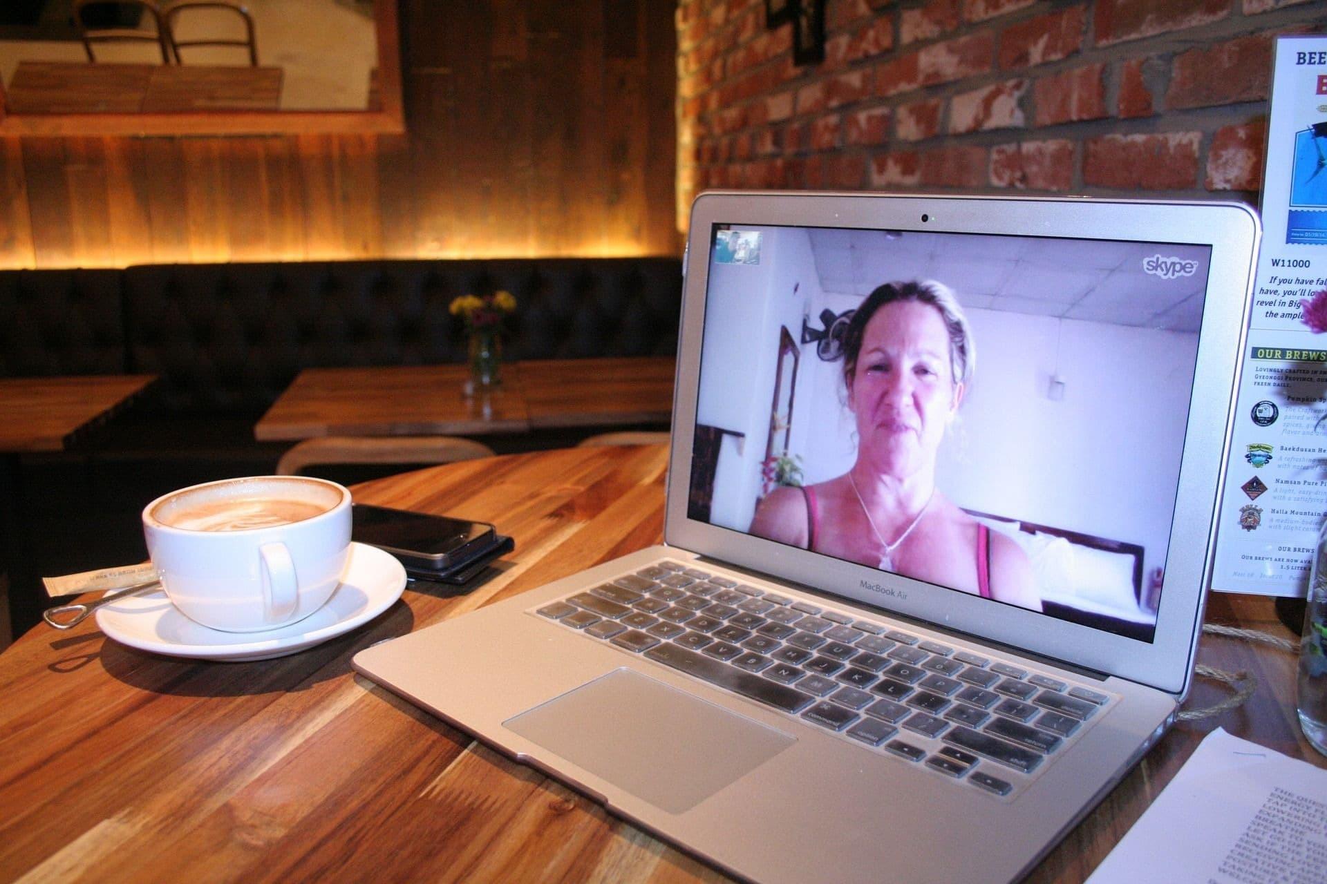 Skype výuka ukázka - Solis Ortus